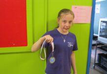 Félicitations à Érika Gagnon pour la compétition de corde accro!