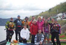 Fjord en kayak à L'Anse-Saint-Jean