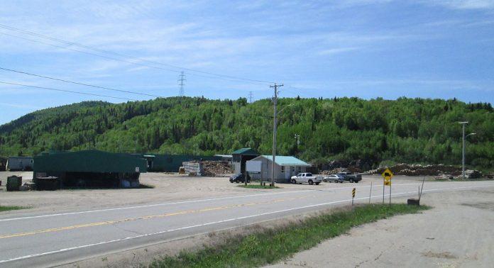 Scierie de Petit-Saguenay