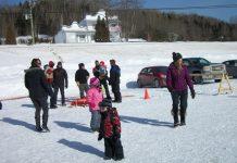 Les activités hivernales sont toujours appréciées par les familles qui aiment bouger à Saint-Félix-d'Otis!