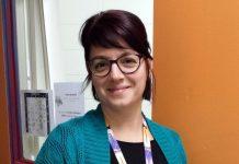 Émilie Savard, la nouvelle responsable à la vie étudiante à l'École Fréchette