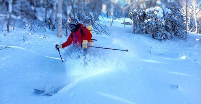 centre de ski du Mont-Édouard à L'Anse-Saint-Jean