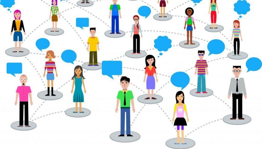 réseau de contact
