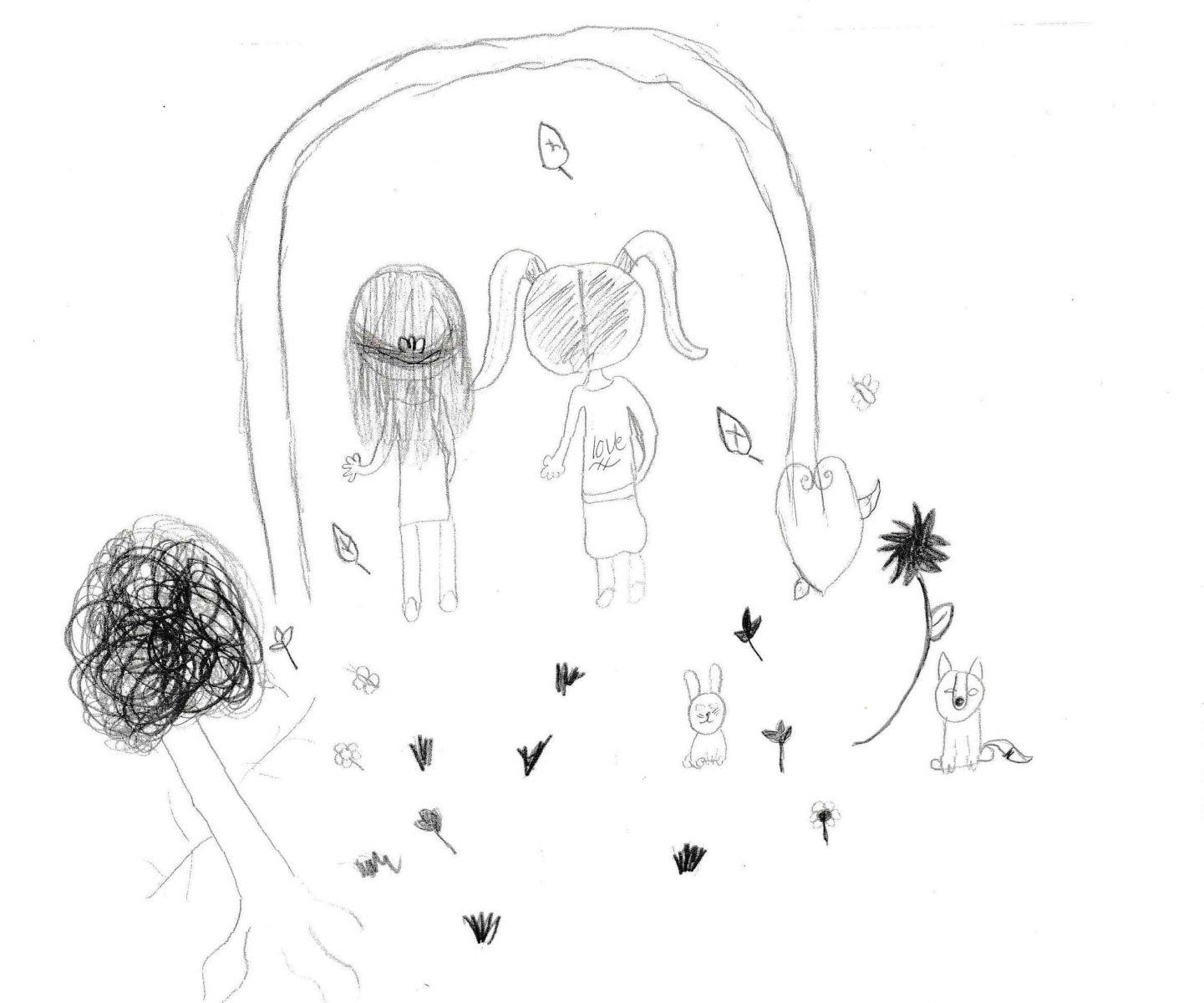 Mon jardin secret - Le Trait d\'Union